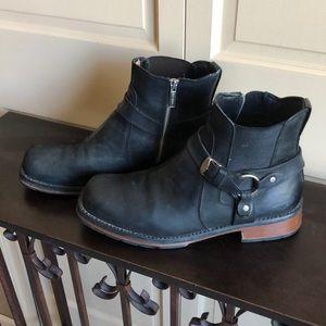 Harley Davidson side zip boots. Size 10